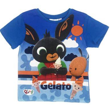 T-shirt Bing Bambino 4 5 6 anni