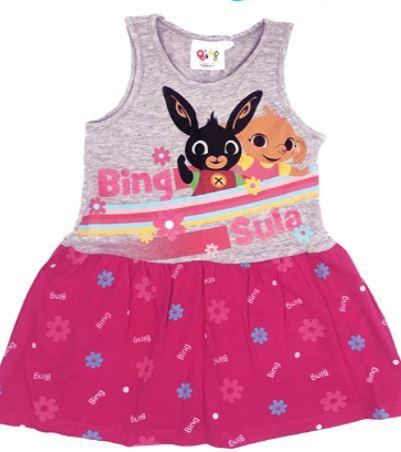 Vestito Bing Bambina 4 5 6 anni