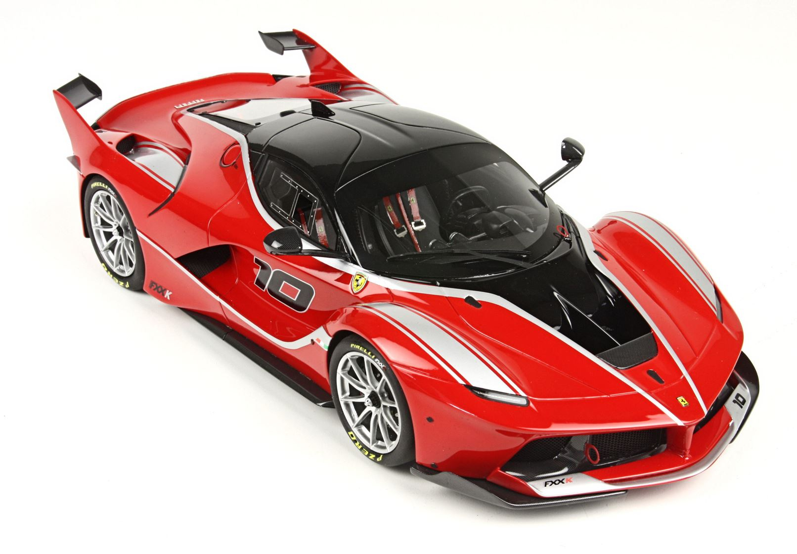 Ferrari Fxx K Rosso Tristrato Ltd 150 Pcs 1/18