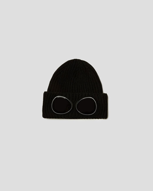 SHOPPING ON LINE CP COMPANY BERRETTO MERINO WOOL GOOGLE BEANIE NEW COLLECTION MEN FALL WINTER 2020/2021