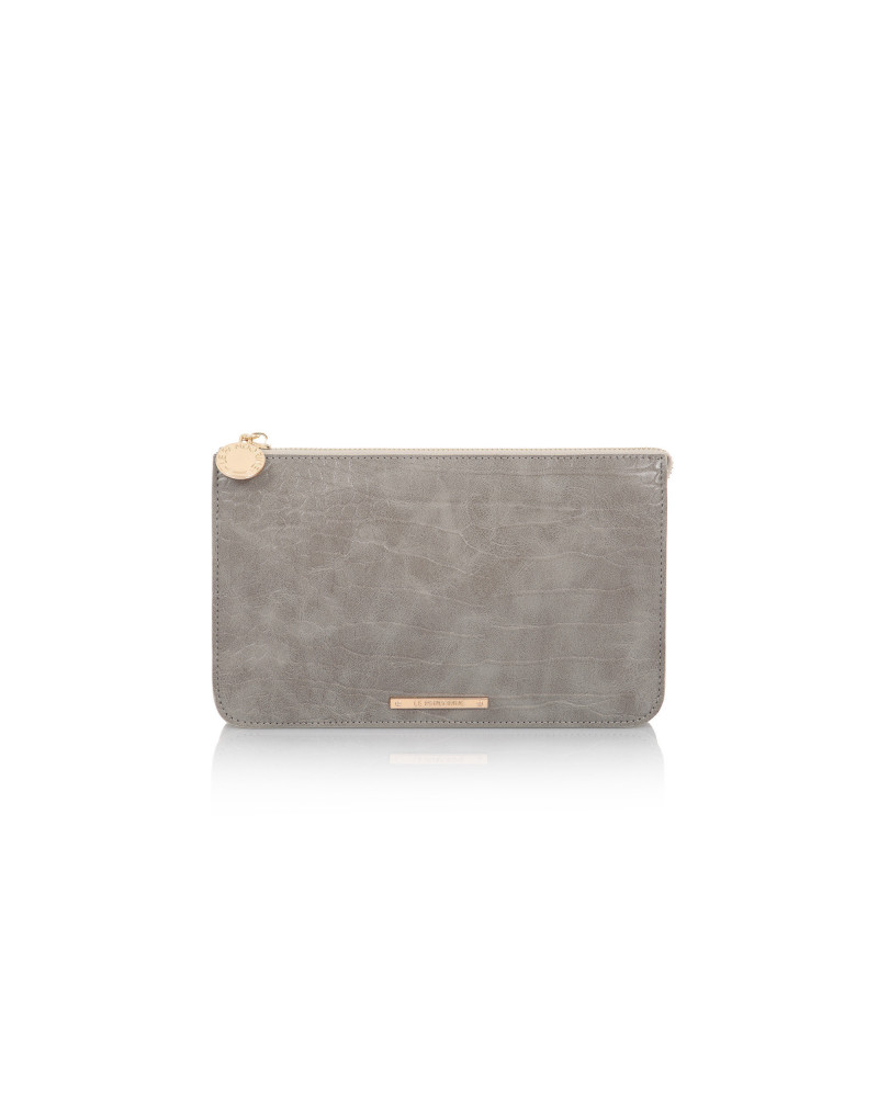 SHOPPING ON LINE LE PANDORINE POCHETTE JOE MINI DIRECTION TAUPE NEW COLLECTION WOMEN'S FALL WINTER 2020/2021