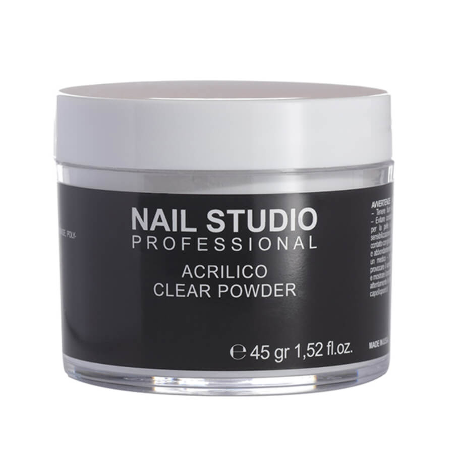 Acrilico Clear Powder 45gr