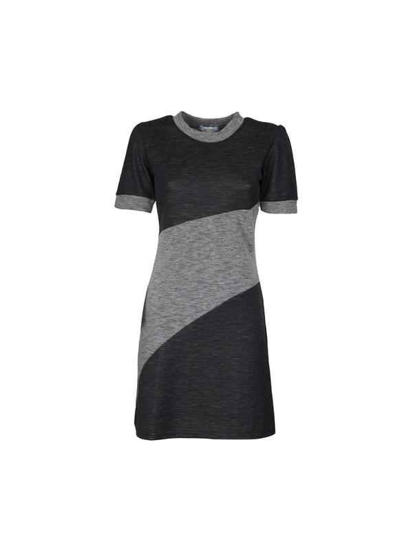 Vestito bicolore | vendita online abbigliamento donna
