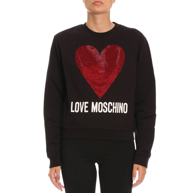 Felpa LOVE MOSCHINO ART.W 6 383