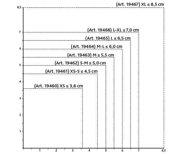 Trixie - Walker Active - Protezioni Zampe - XL