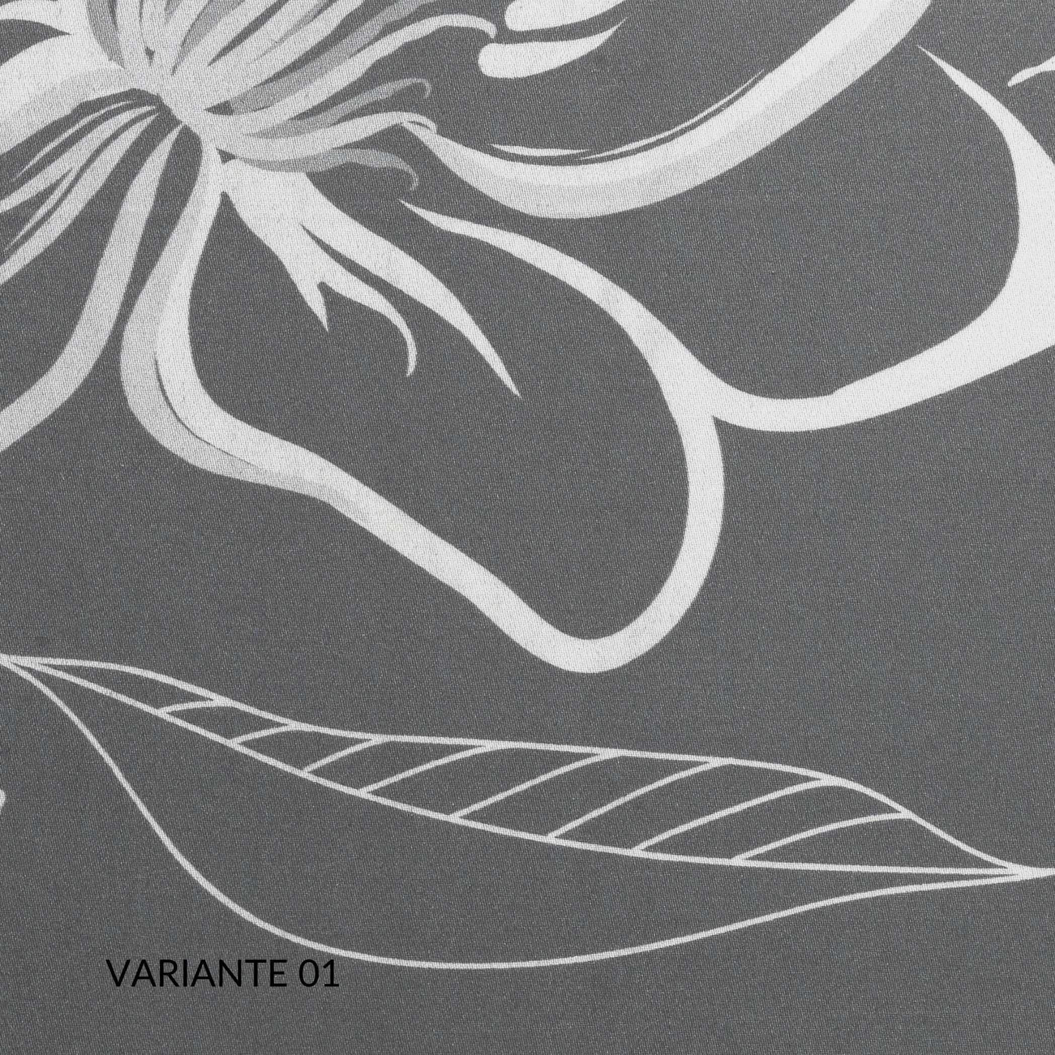 Trapunta Matrimoniale 270x270 cm con Rivestimento Floreale, 100% Raso Puro Cotone, Imbottito in Morbida Microfibra 100% Poliestere, Tessuto IPOALLERGENICO   BRISTOL