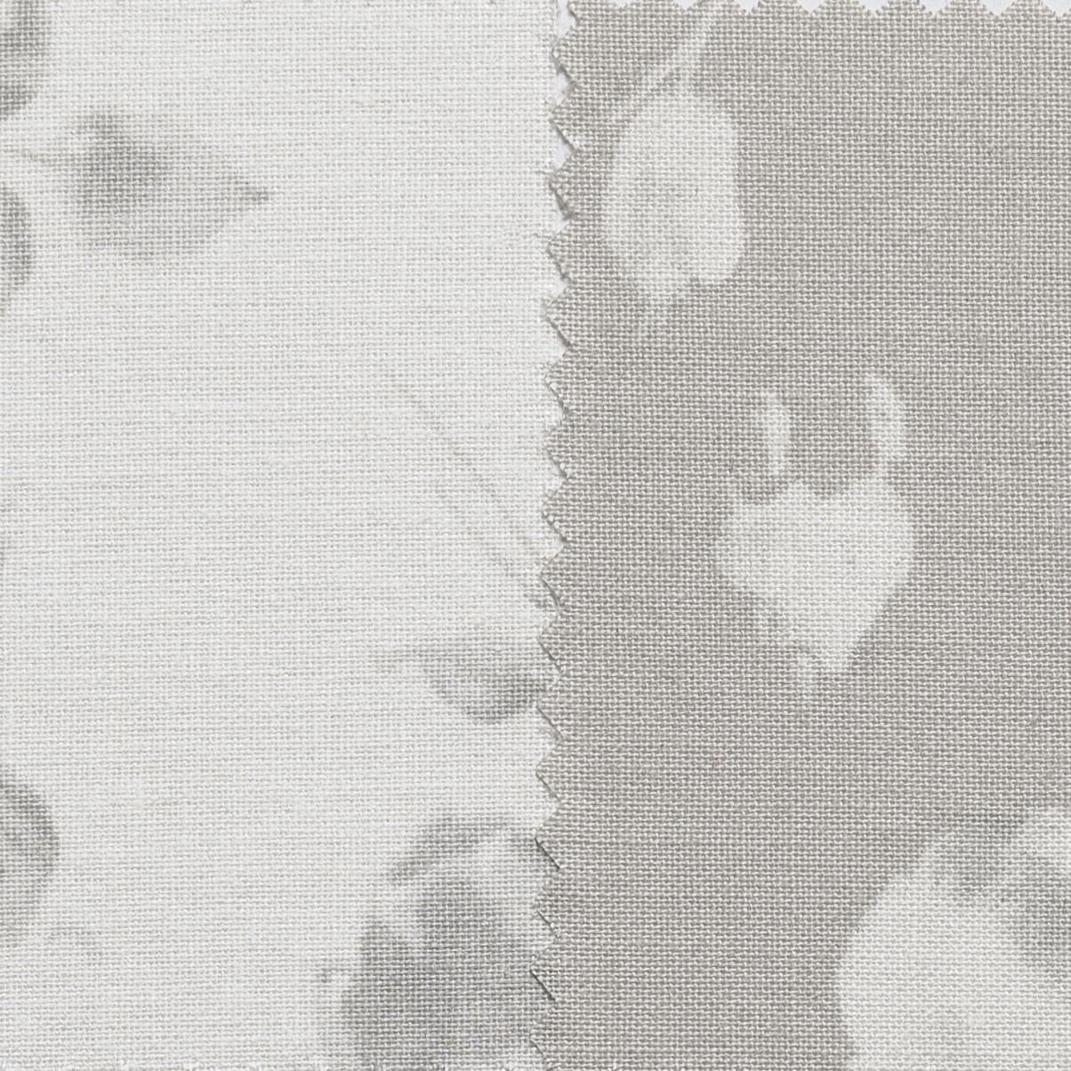 Copripiumino con 1 o 2 Fodere per Cuscini Letto 50x80, Duvet con Rivestimento Floreale Reversibile, Parure 100% Puro Cotone   ARLES