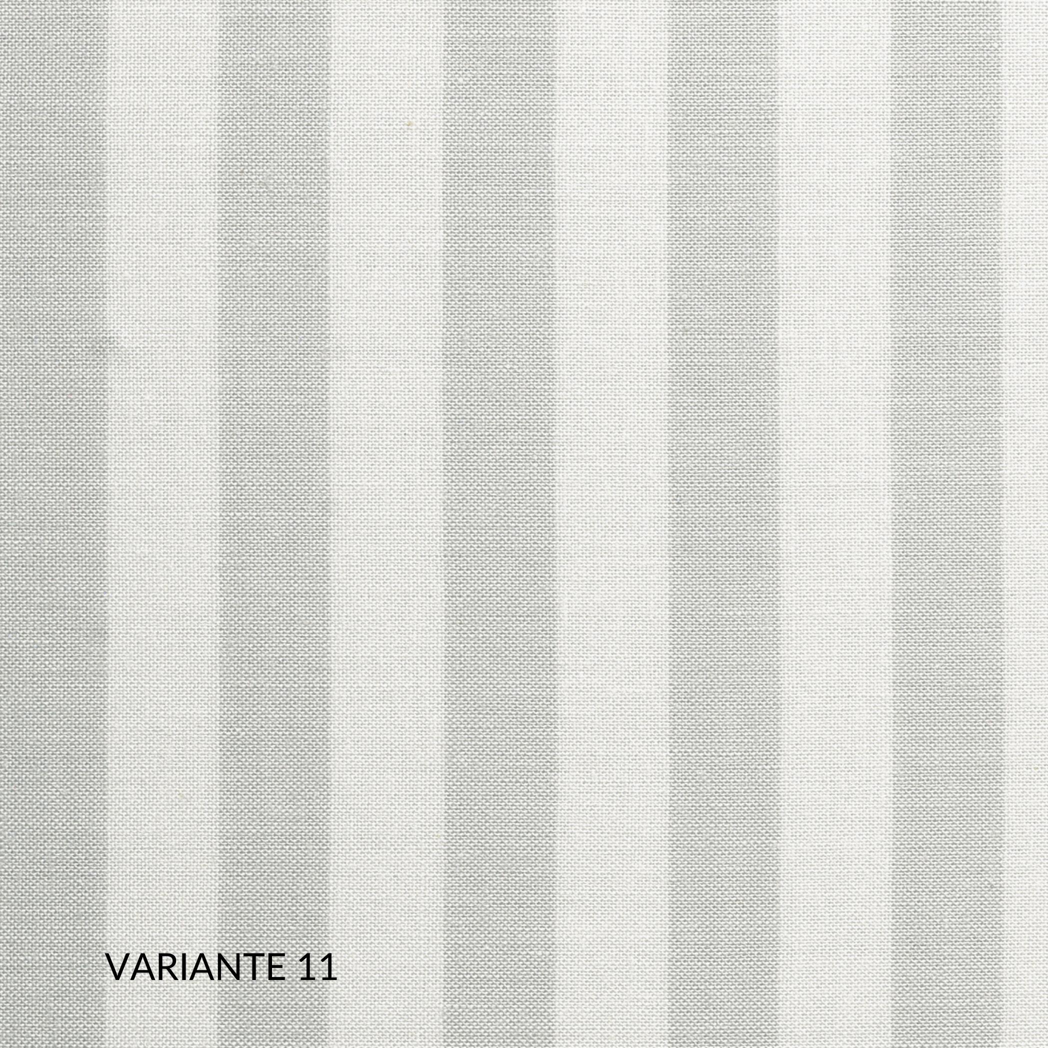 Set Completo Lenzuola con 1 o 2 Fodere per Cuscino 50x80, Decorazione a Righe, Morbido 100% Puro Cotone Naturale, Tessuto Anallergico | NEW YORK