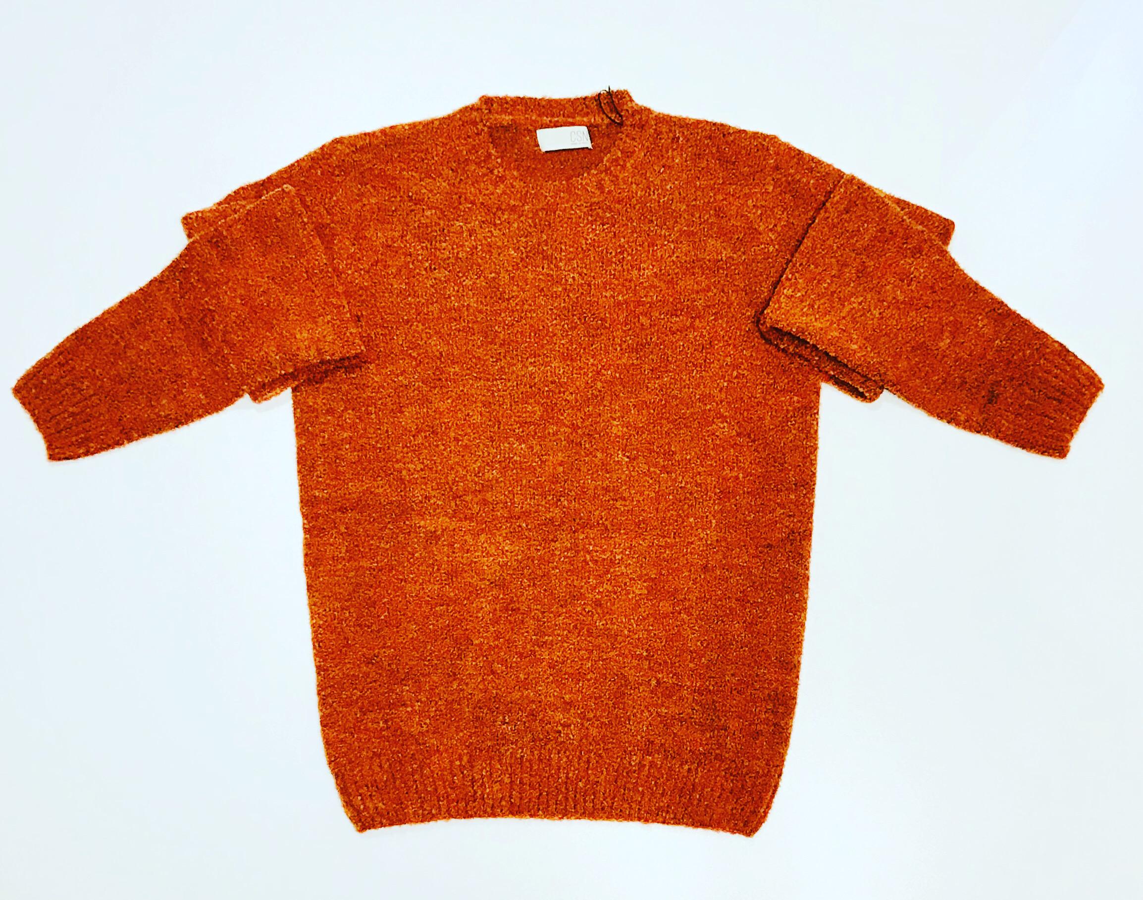 Maglione arancione    CSN