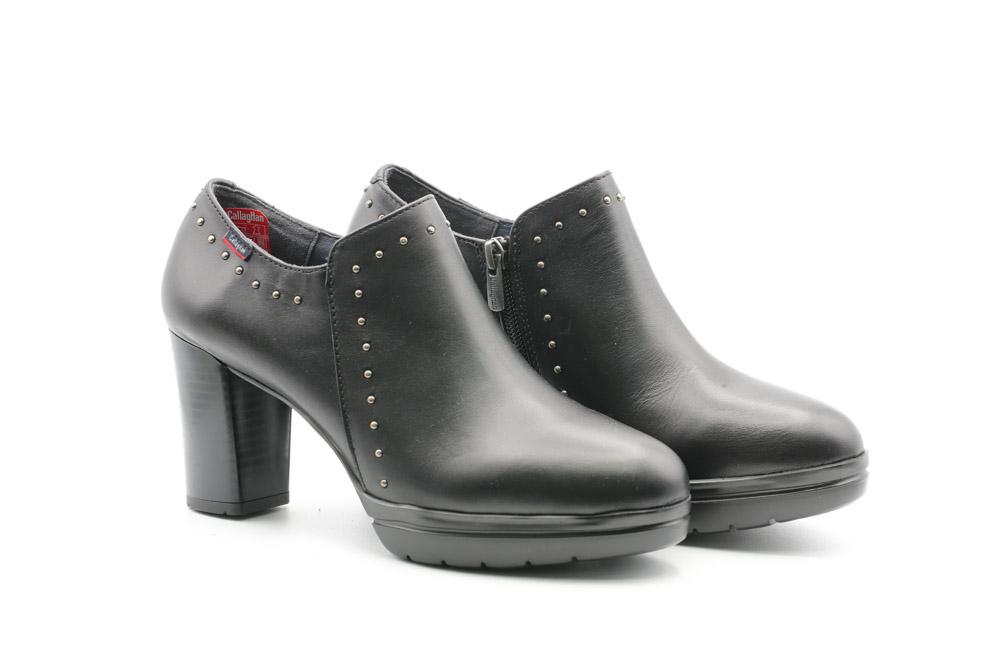 Callaghan Calzatura Donna-Scarpa Tacco Cedro/Negro/Jade 28201