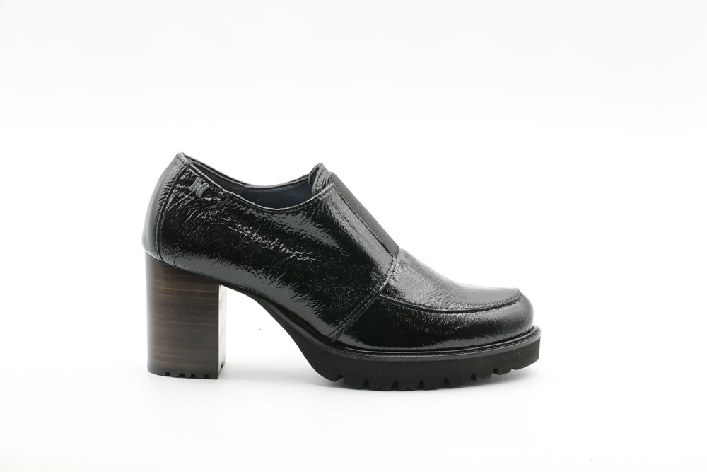 Callaghan Calzatura Donna-Mocassino Rock/Negro/Soulfree 21916
