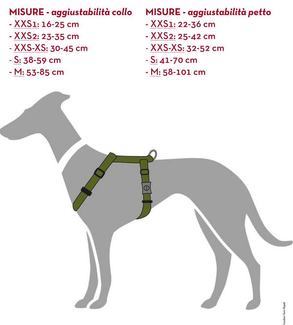 Hunter - Pettorina London Vario Rapid - XXS/XS