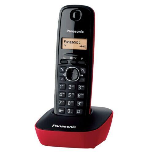 TELEFONO CORDLESS PORTATILE PANASONIC KX-TG1611