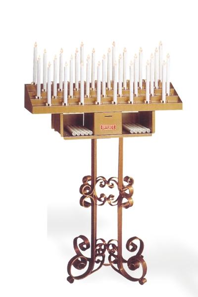 Votivo elettrico innesto 48 candele