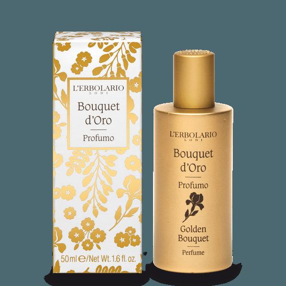 Profumo Bouquet d'Oro L'Erbolario