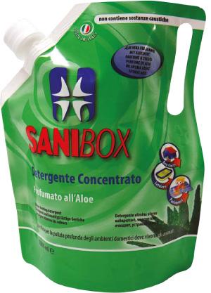 SANIBOX DETERGENTE 1L