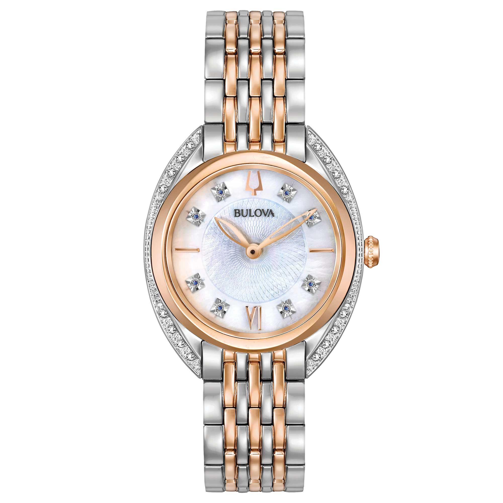 Bulova Classic Lady Diamonds
