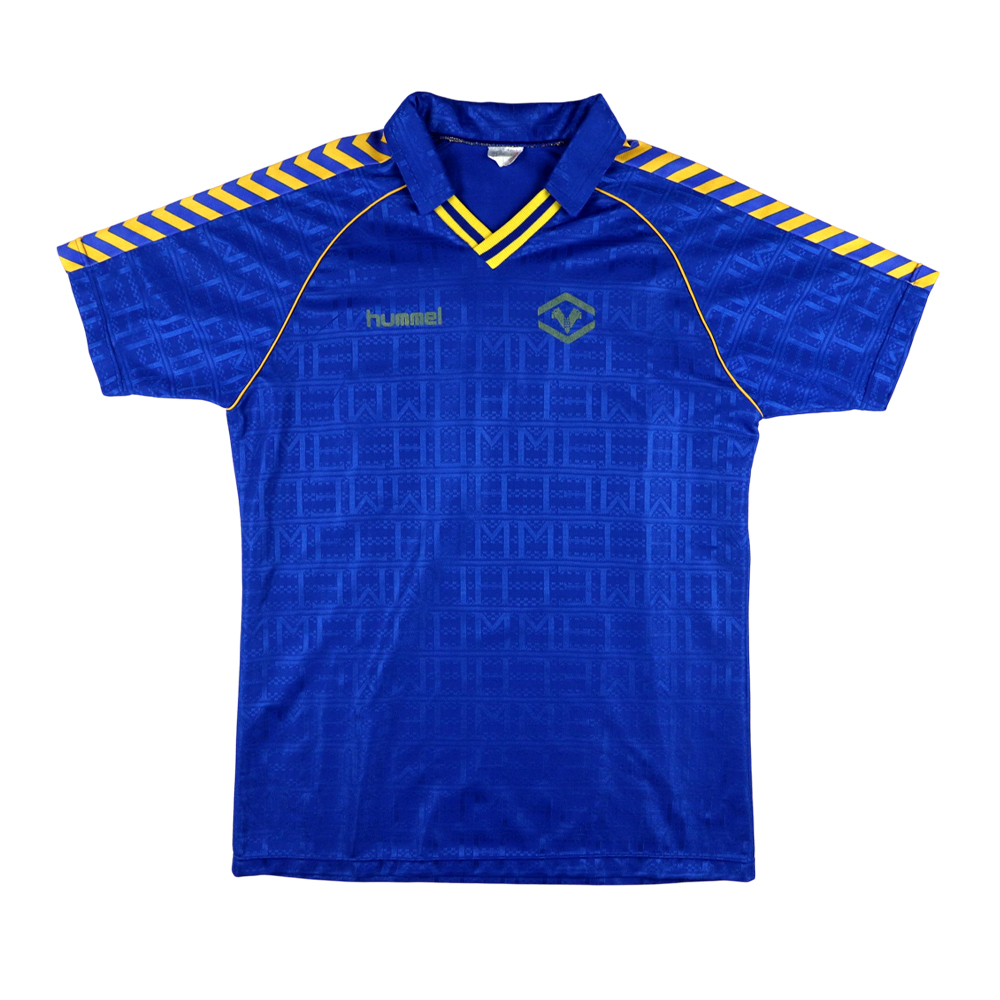 1989-90 Hellas Verona Maglia Match Worn #20 XL (Top)