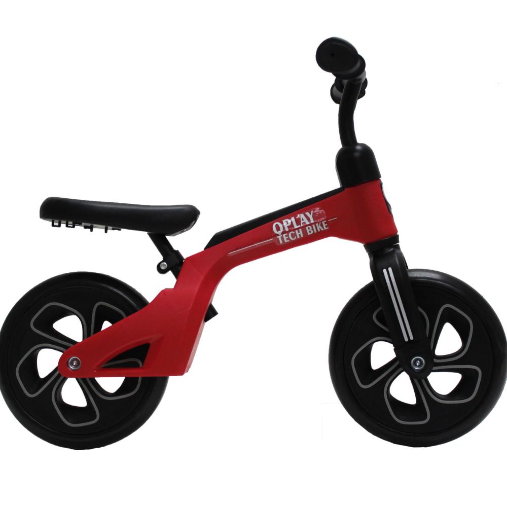 Tech Bike senza pedali by Q Play | Rosso