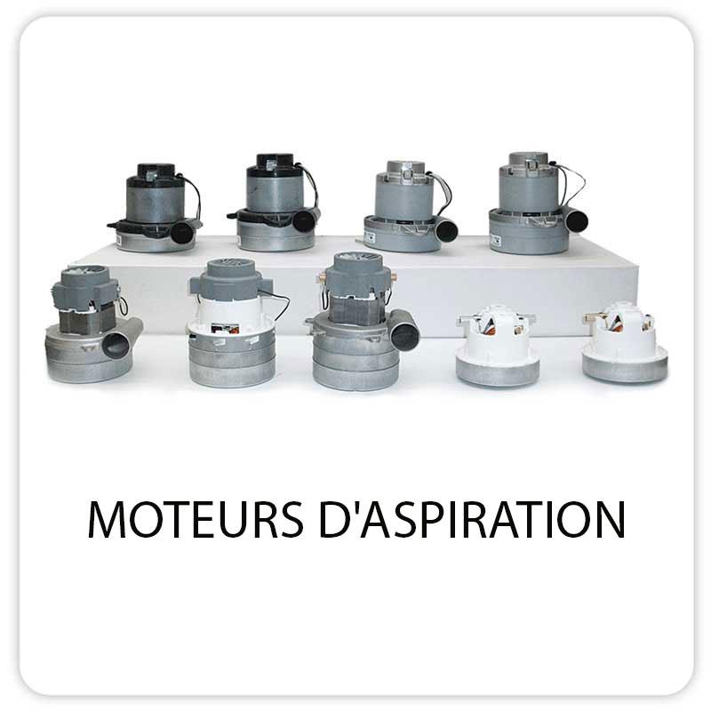 MOTEURS D'ASPIRATION