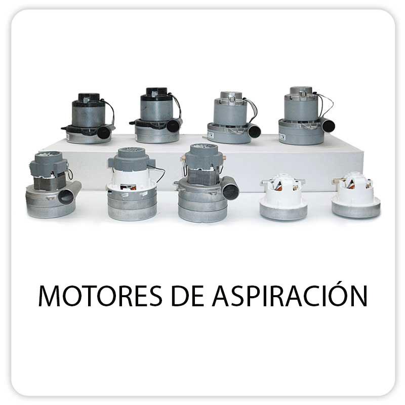 MOTORES DE ASPIRACIÓN