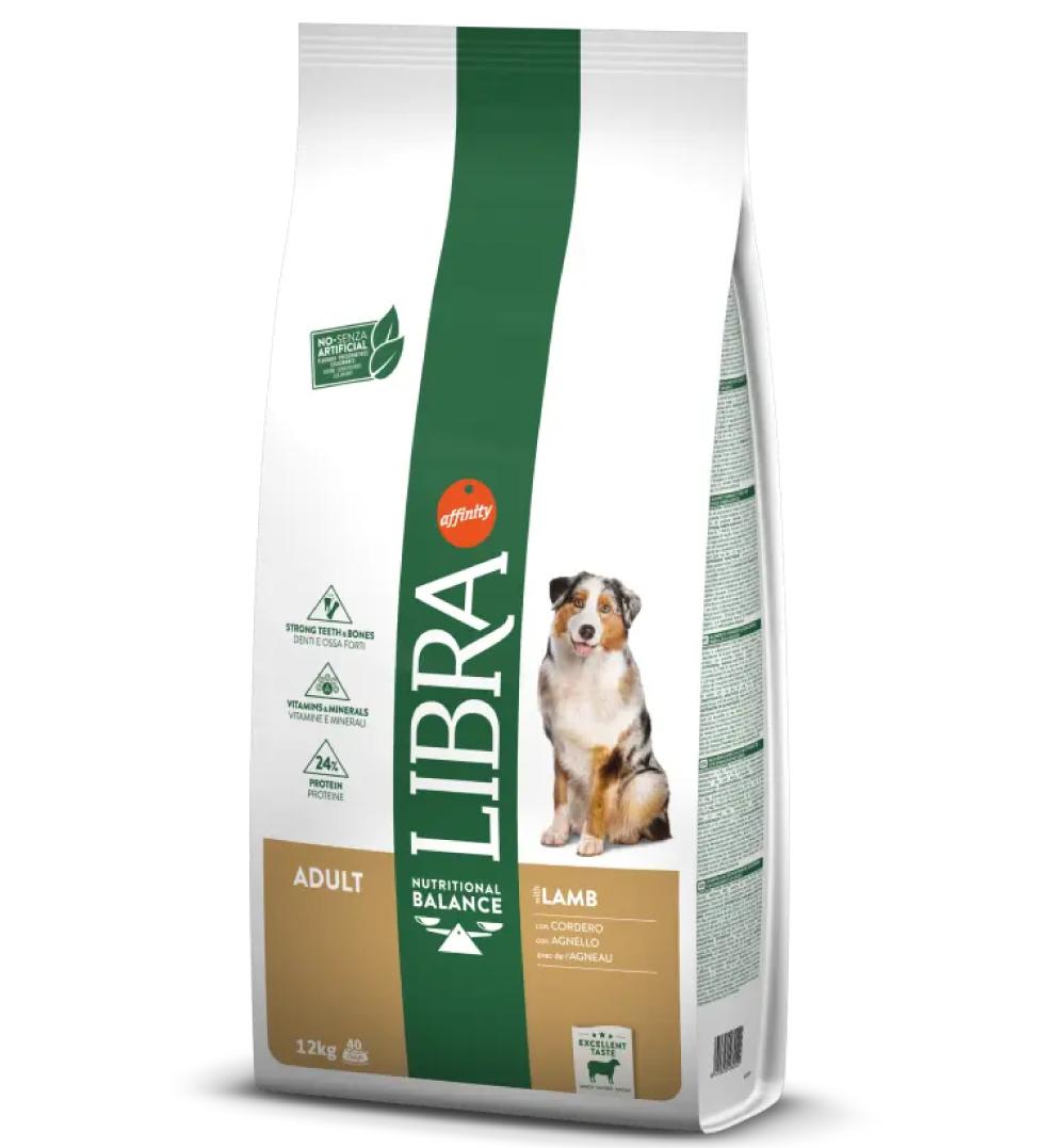 Libra Dog - Adult - 12 kg - 5 sacchi + 1 omaggio