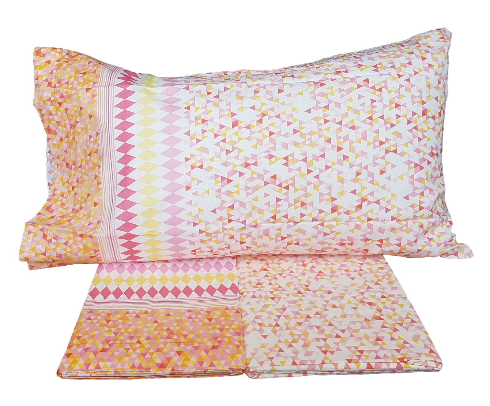 MAE' SEVENTHY Lenzuola completo set letto 100% Cotone 150/180 fili Made in Italy