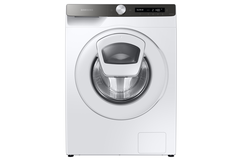 Samsung WW80T554DTT lavatrice Libera installazione Caricamento frontale Bianco 8 kg 1400 Giri/min A+++