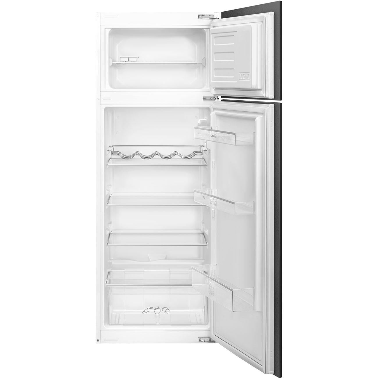 Smeg D8140F frigorifero con congelatore Da incasso Bianco 220 L A+