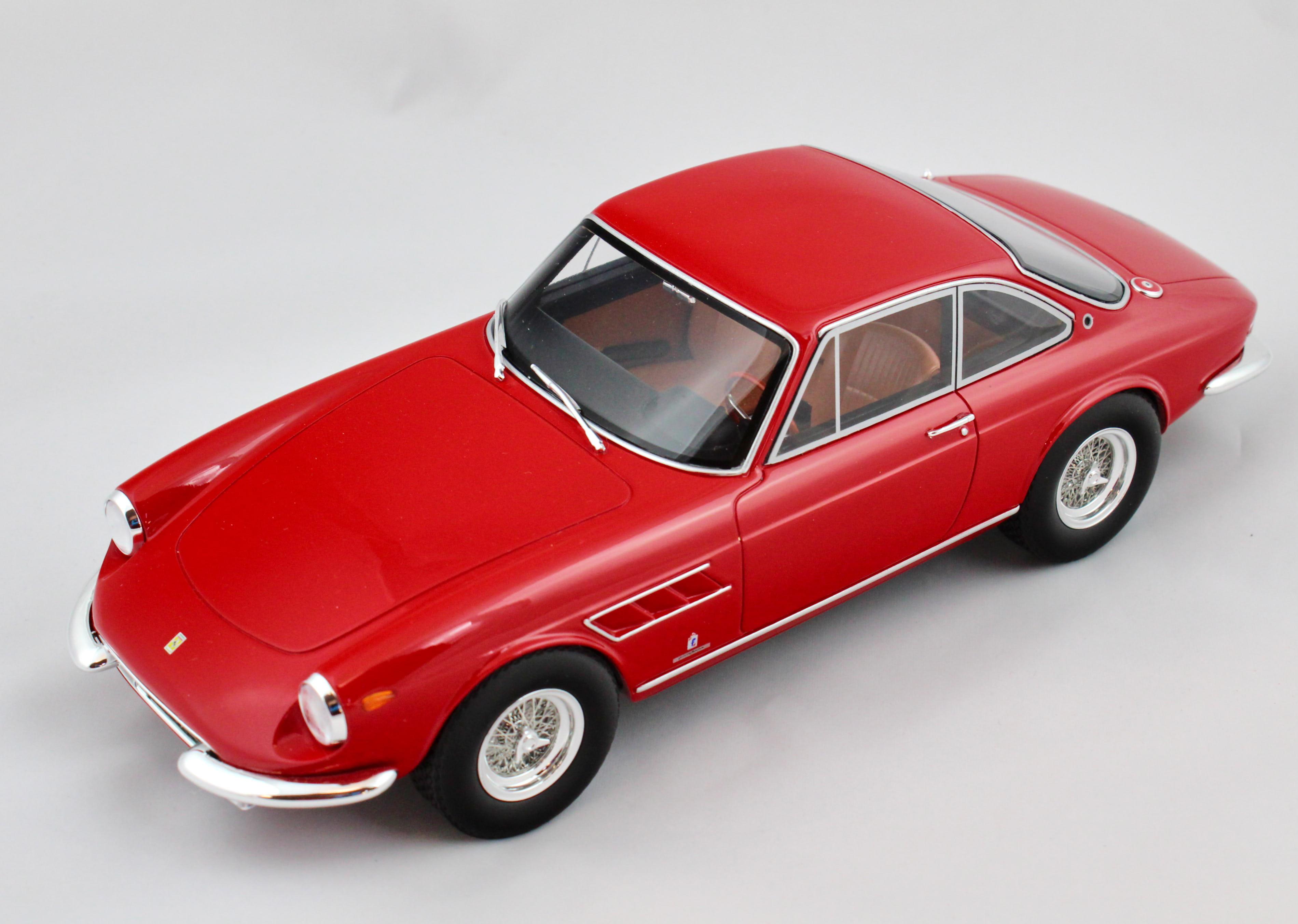 Ferrari 330 Gtc Red 1/18 Cmr Classic Models