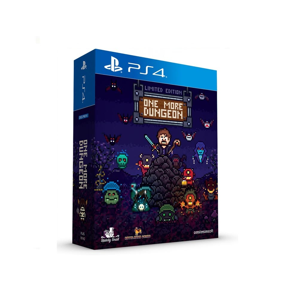 One More Dungeon - Limited Edition - NUOVO - PS4