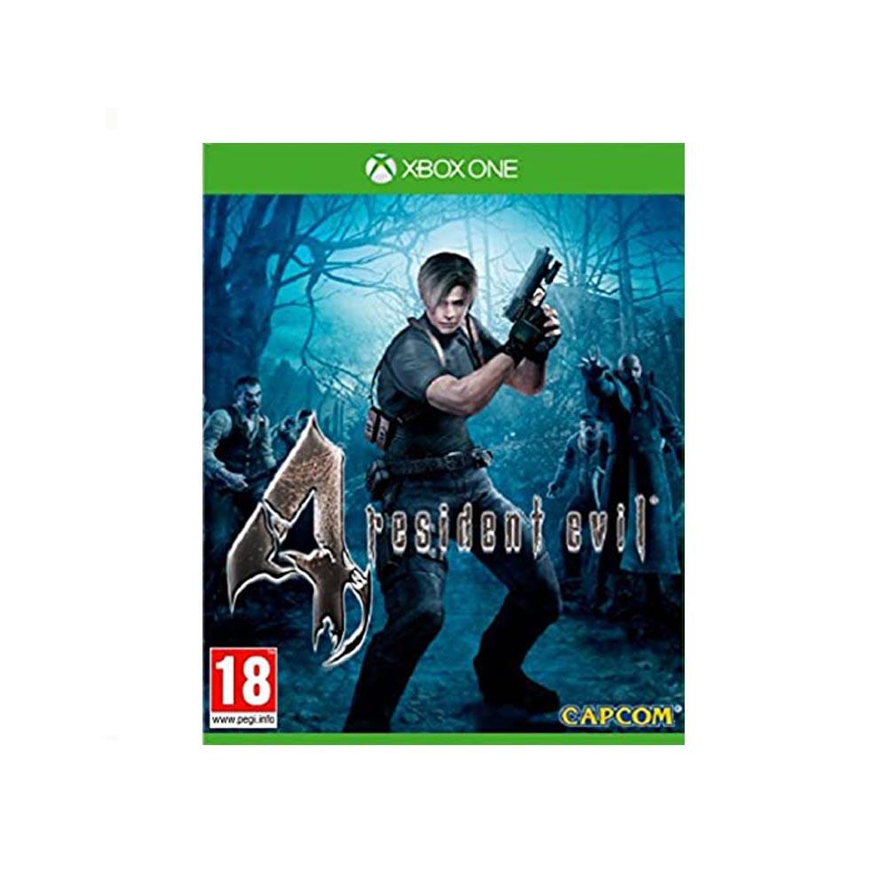Resident Evil 4 - USATO - XONE