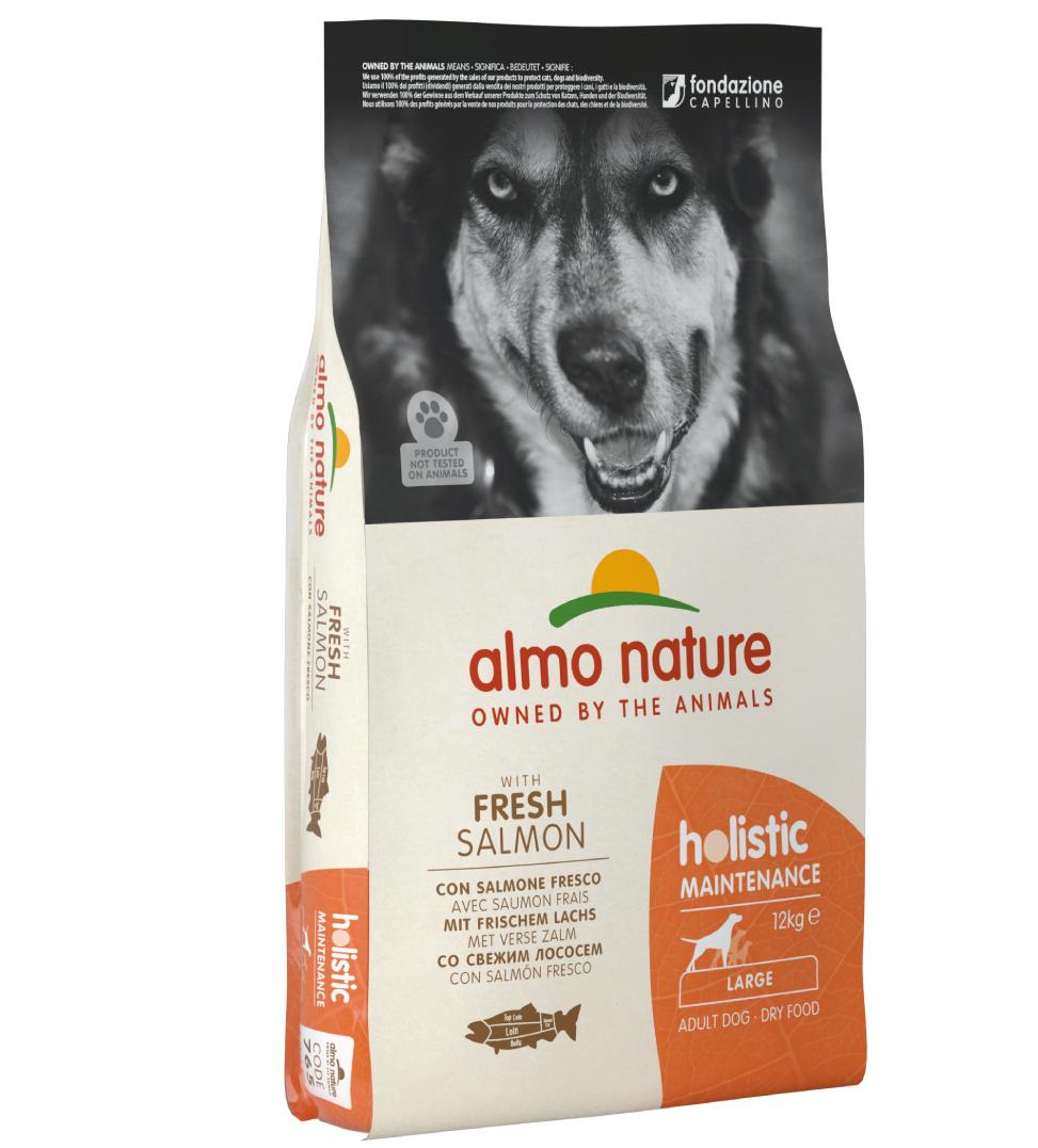 Almo Nature - Holistic Dog - Large - Adult - 12 kg