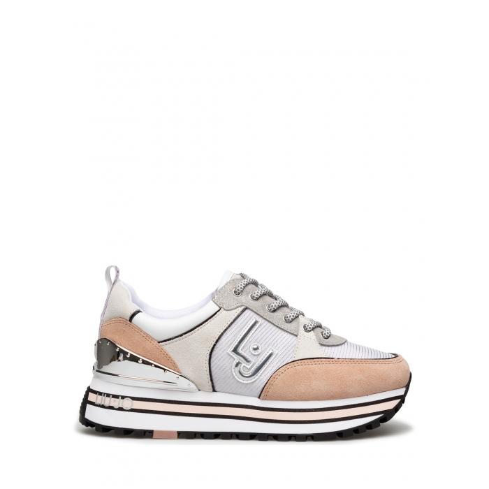 Sneakers MAXI WONDER 20 white LIU JO