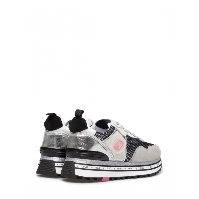 Sneakers MAXI WONDER 1 grey LIU JO