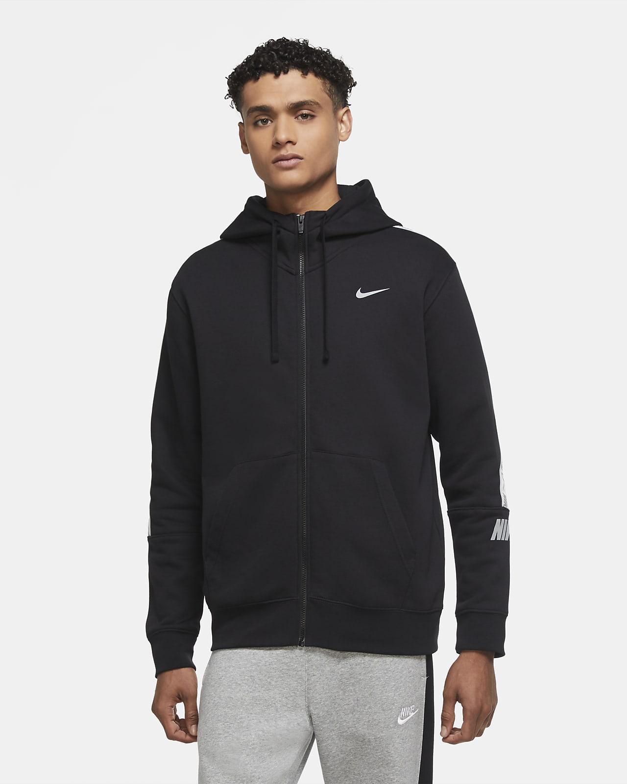 Felpa Nike air sportswear nera