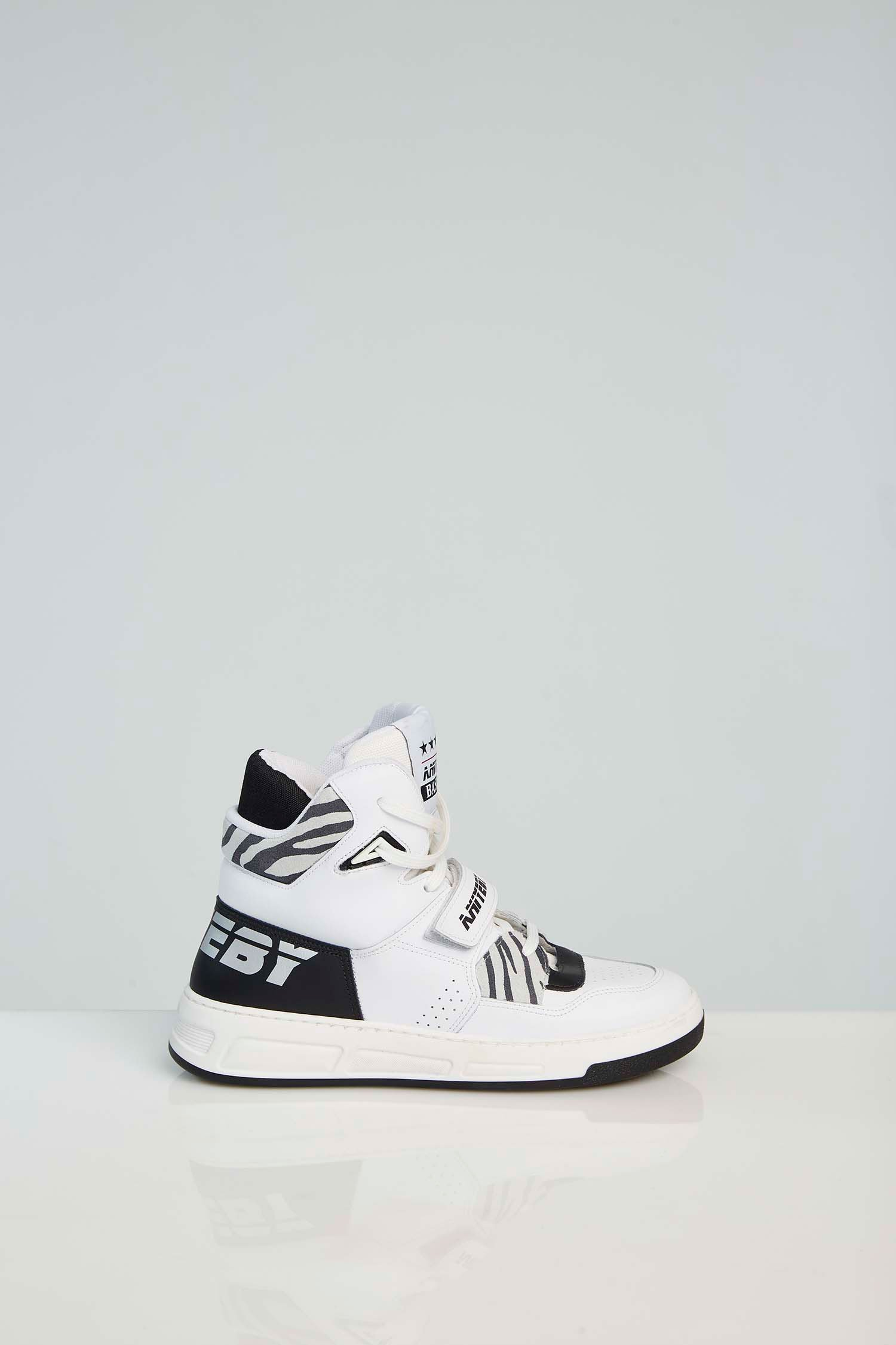 Sneakers basket zebra Aniye By