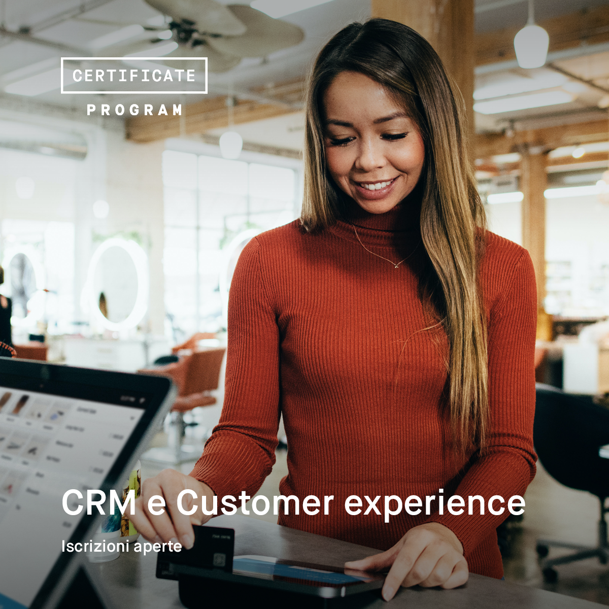 CRM & Customer Experience