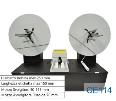 Conta etichetta - Modello CE114