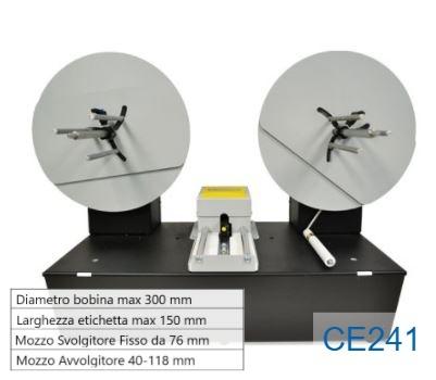 Conta etichetta - Modello CE241