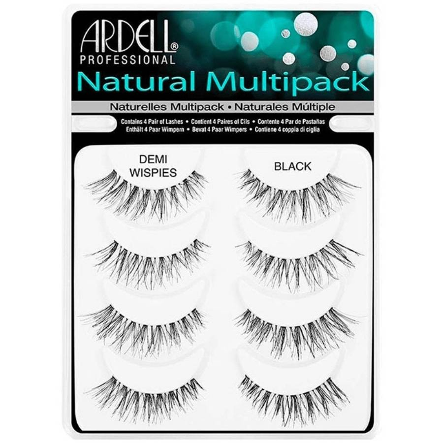 Natural Lashes Multipack DemiWispies