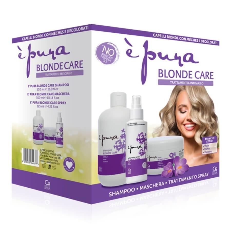 Trattamento Antigiallo Blonde Care Kit