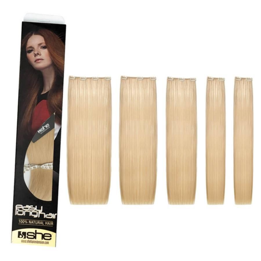 Easy Long Hair Extension