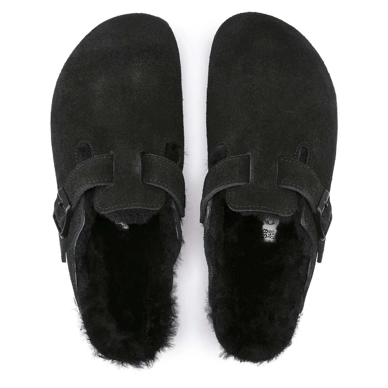 Sabot donna BIRKENSTOCK BOSTON SHEARLING