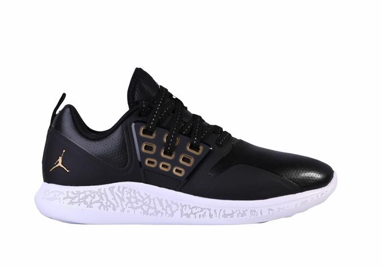 Nike Air Jordan Grind Black