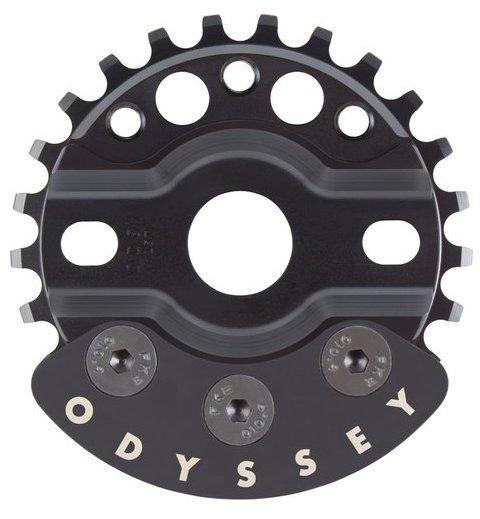 Odyssey Halfbash Corona Bmx | Colore Black