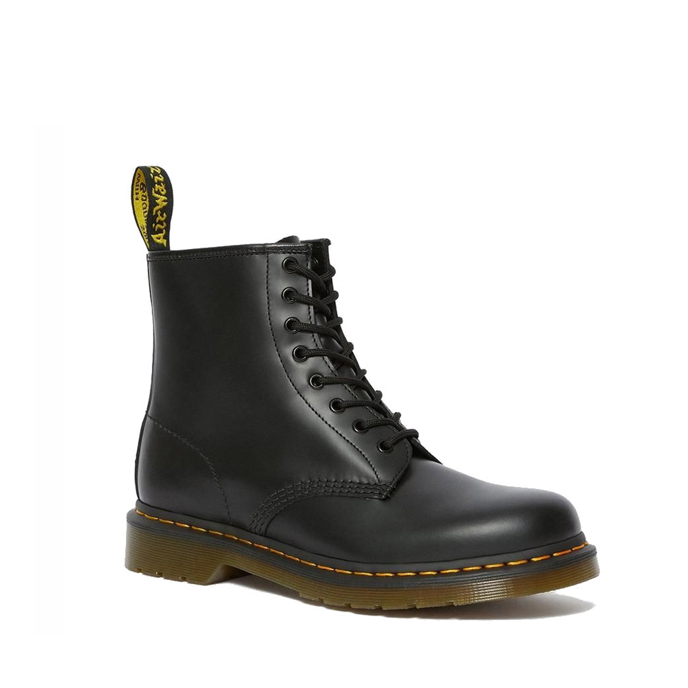 Dr. Martens Stivali 1460 Smooth Black DMS1460BSM10072004  -18