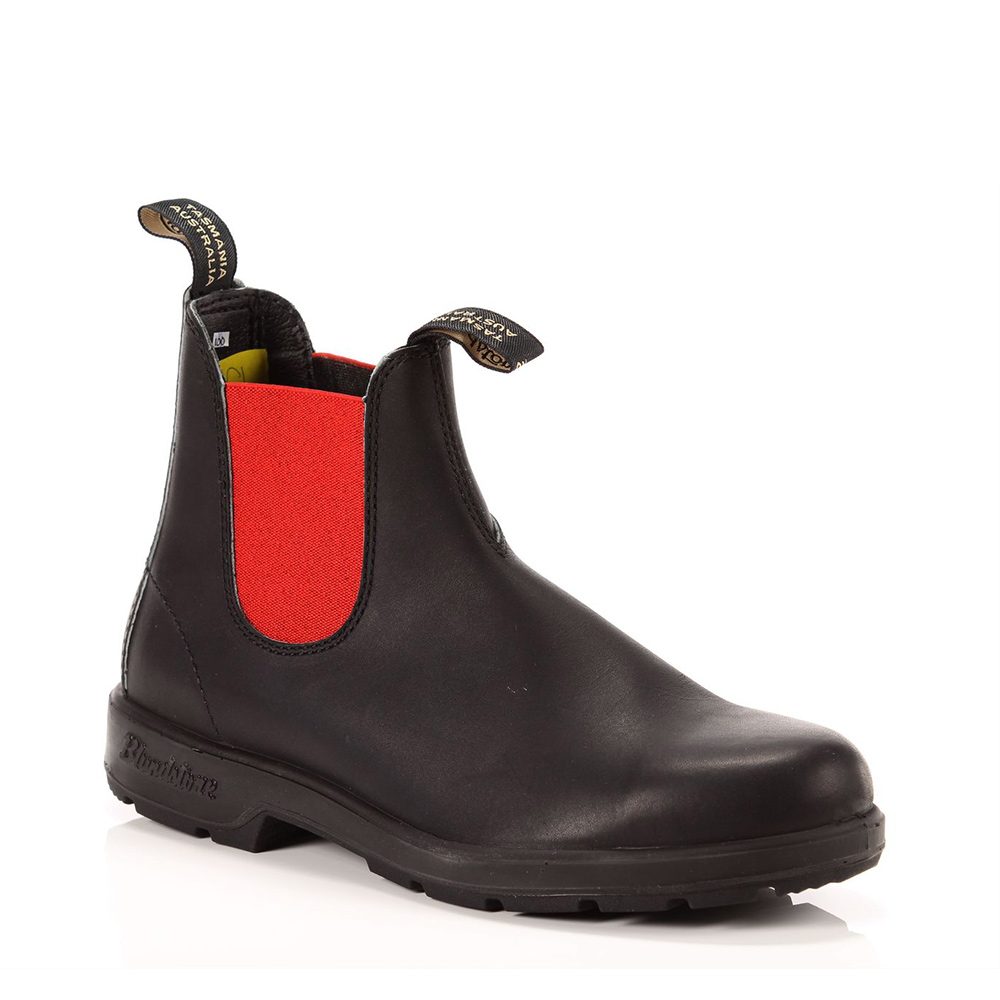 Stivaletti Blundstone 202M-508 Red Black  -20