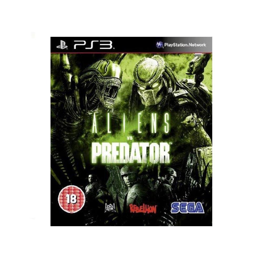 Aliens vs Predator - USATO - PS3
