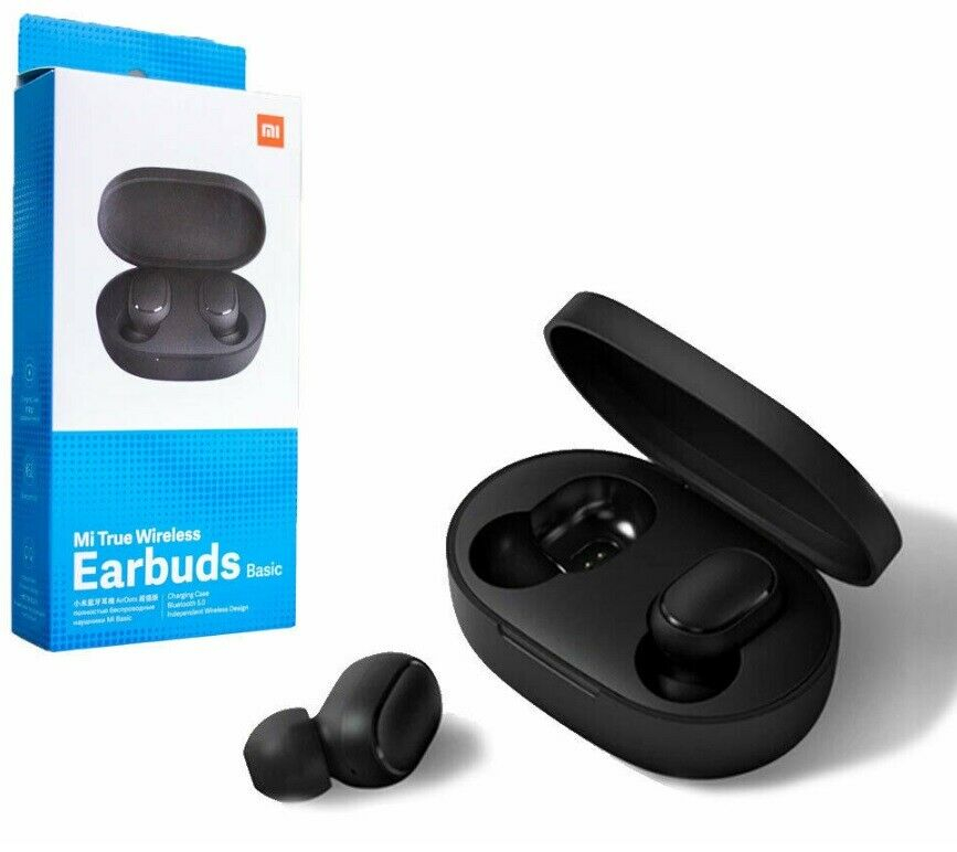 Xiaomi Earbuds Basic ORIGINALE Mi True Wireless Auricolari in Ear Bluetooth 5.0